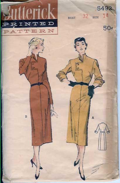 W-5492-1950s-Dress