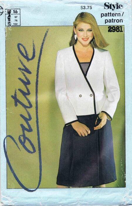 Style 1980 2981