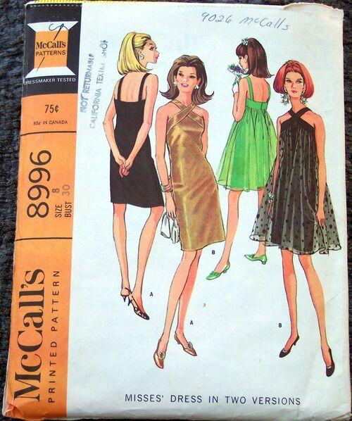 Vintage Patterns 109