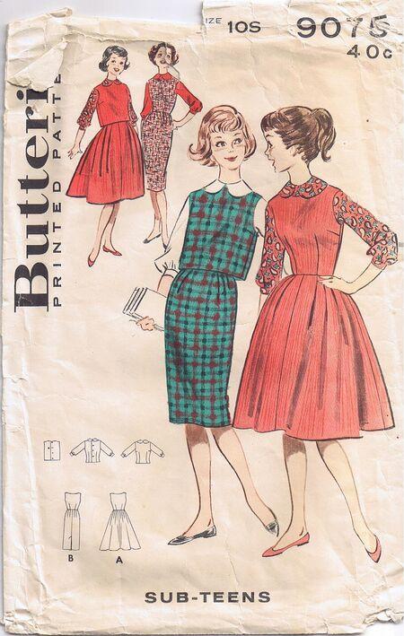 Butterick 9075