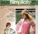 Simplicity 5426