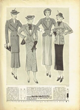Magazine fashion pages (7)