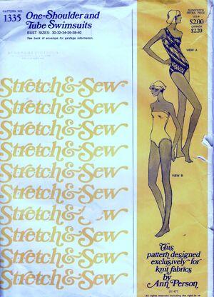 Stretch & Sew 1335
