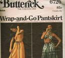 Butterick 6720