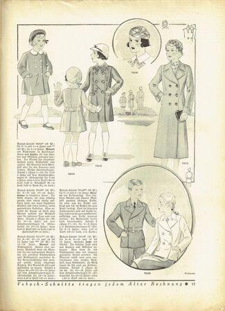 Magazine fashion pages (11)