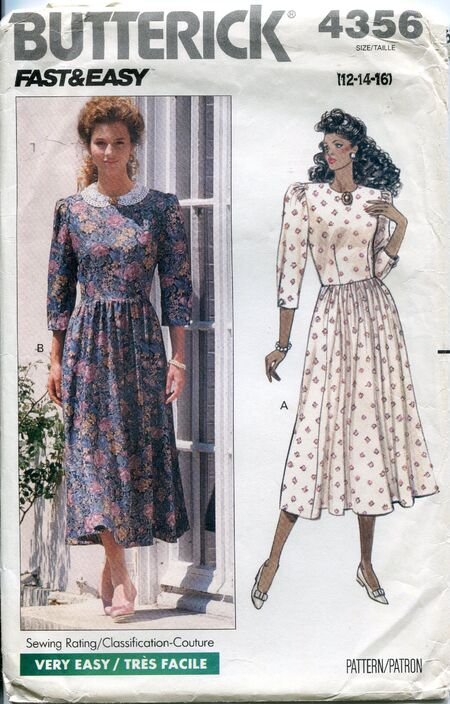 Butterick4356dress