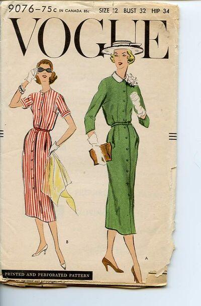 Vogue 9076