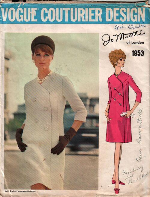 Vogue 1953 front