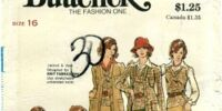 Butterick 3351