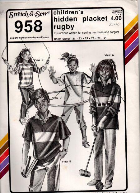 S&S958 001