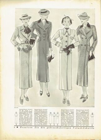 Magazine fashion pages (6)