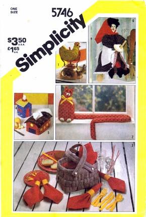 Simplicity 1982 5746