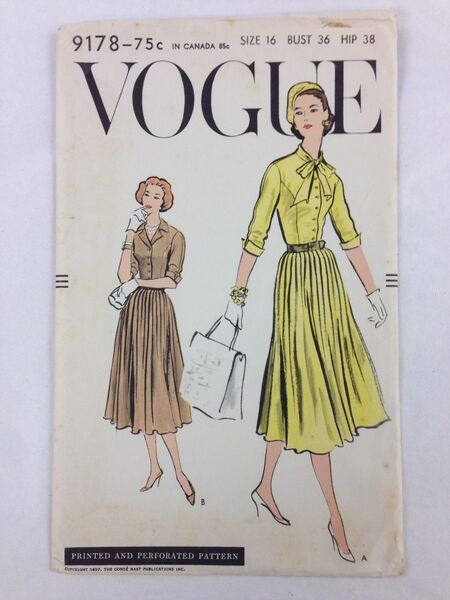 Vogue 9178