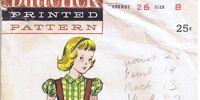 Butterick 5466
