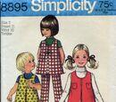Simplicity 8895 A