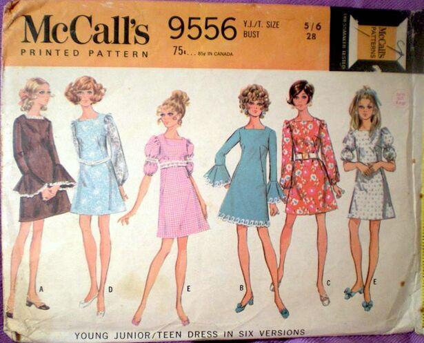 McCall's 9556 image
