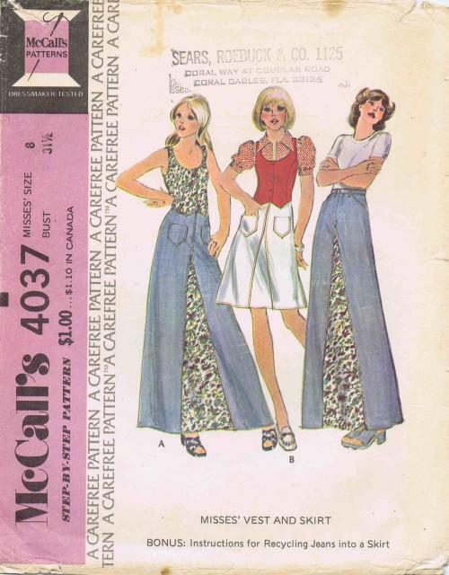 McCalls 1974 4037