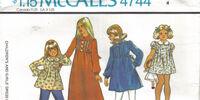 McCall's 4744