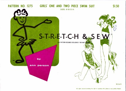 Stretch & Sew 1275