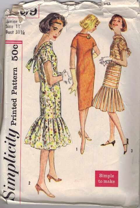 Simplicity 2799 front