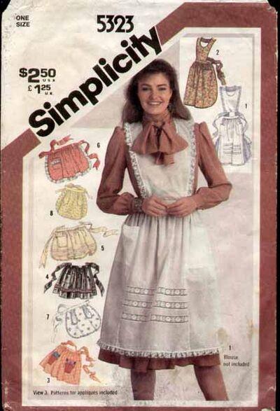Simplicity 5323 a 81