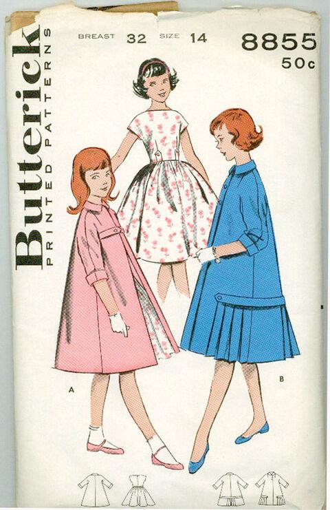 Butterick 8855
