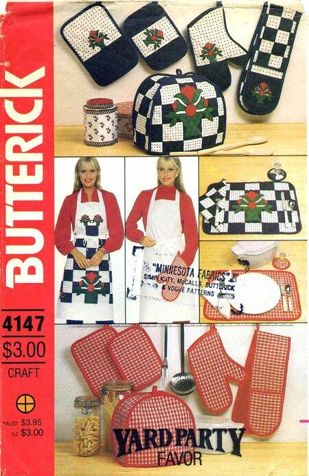 Butterick 1984 4147