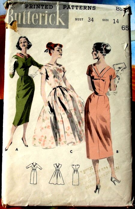 Butterick 8137 image