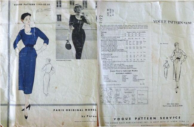 Vogue 1192