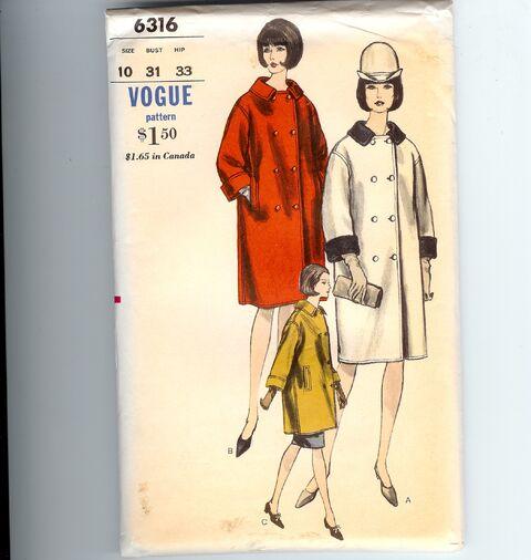 Vogue 6316