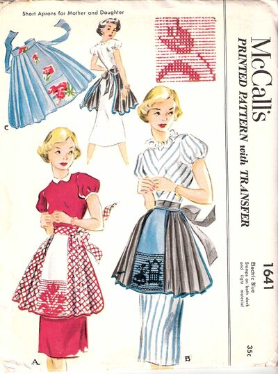 Short-aprons-for-mother-and