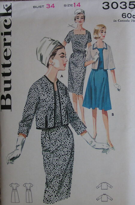 Butterick 3035 image