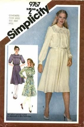 Simplicity 9767