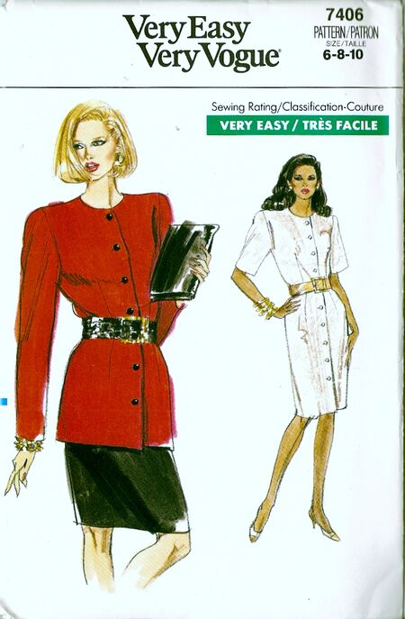 Vogue 7406