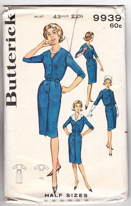 Butterick 9939a