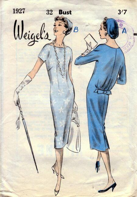 Weigels 1927