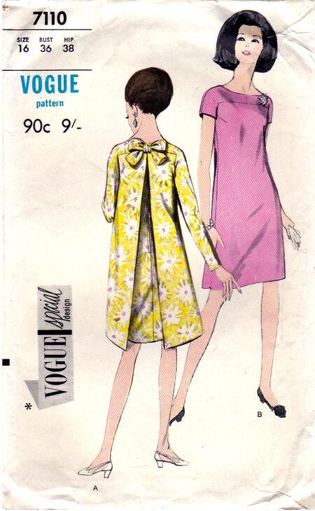 Vogue 7110 B
