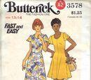 Butterick 3578
