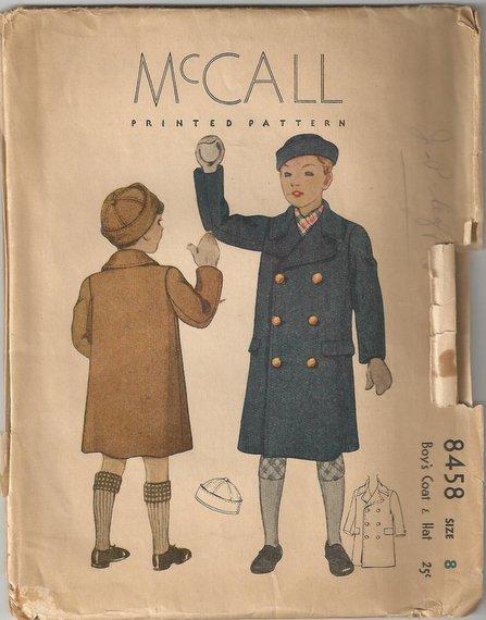 Mccall 8458
