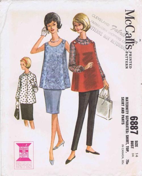 McCalls 1963 6887