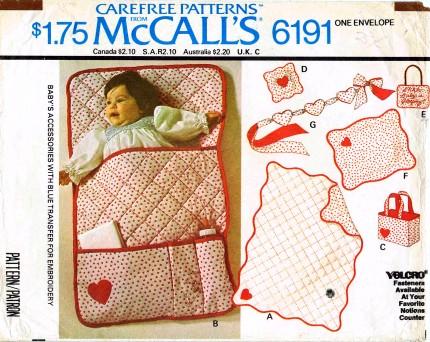 McCalls 1978 6191