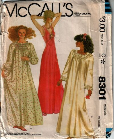 Mccall's 8301 front