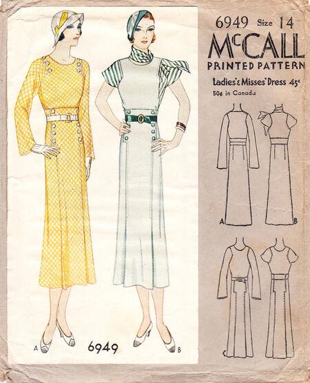 Mccall6949a