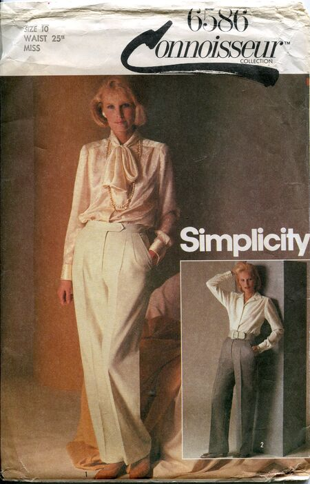 Simplicity6586trousers