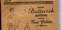 Butterick 3104 B