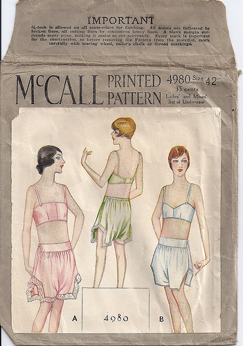 Mccall 4980