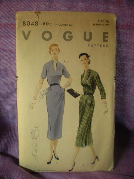 Vogue 8048 image