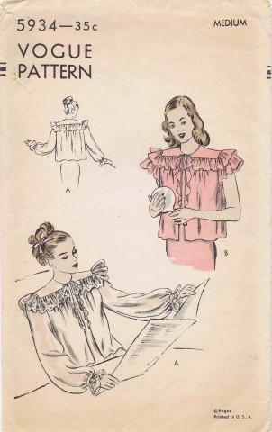 Vogue 1948 5934
