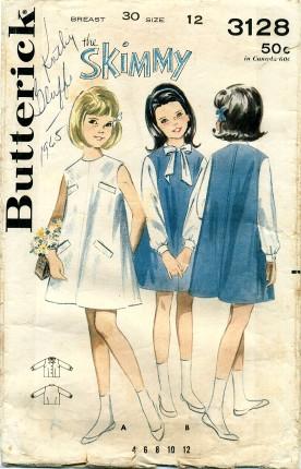 Butterick 3128