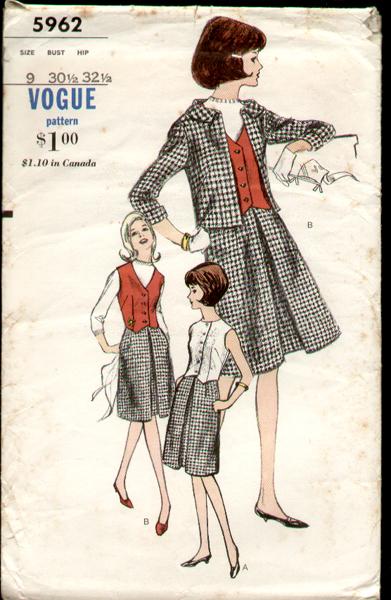 Vogue 5962 59 c